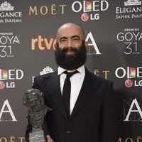 Carlos Diez, ganador del Goya 2017 a Mejor diseño de vestuario