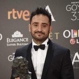 Juan Antonio Bayona, ganador del Goya 2017 a Mejor director