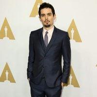 Damien Chazelle en la Comida Anual de los Nominados en los Premios Oscar 2017