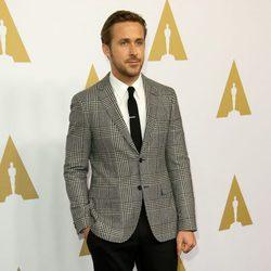 Ryan Gosling en la Comida Anual de los Nominados en los Premios Oscar 2017