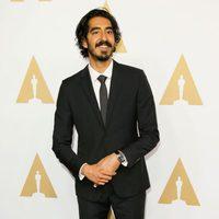 Dev Patel en la Comida Anual de los Nominados en los Premios Oscar 2017