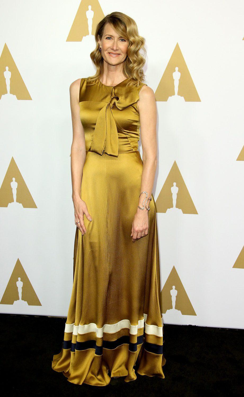 Laura Dern en la Comida Anual de los Nominados en los Premios Oscar 2017