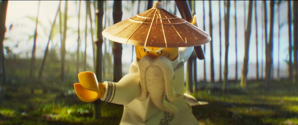La LEGO Ninjago Película, fotograma 2 de 26