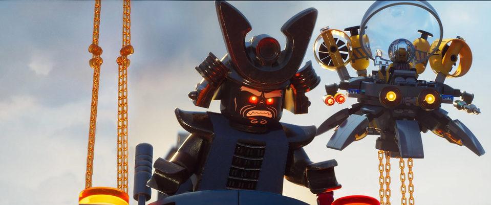 La LEGO Ninjago Película, fotograma 1 de 26