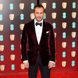El director de 'Animales Nocturnos', Tom Ford, en la alfombra roja de los BAFTA 2017