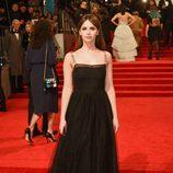 La Jyn Erso de 'Star Wars', Felicity Jones, en los BAFTA 2017