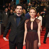 El director de la gran favorita de los BAFTA, Damien Chazelle