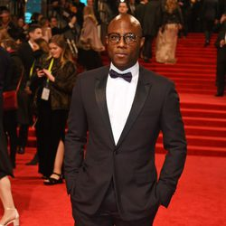 El director de 'Moonlight', Barry Jenkins, en los BAFTA 2017