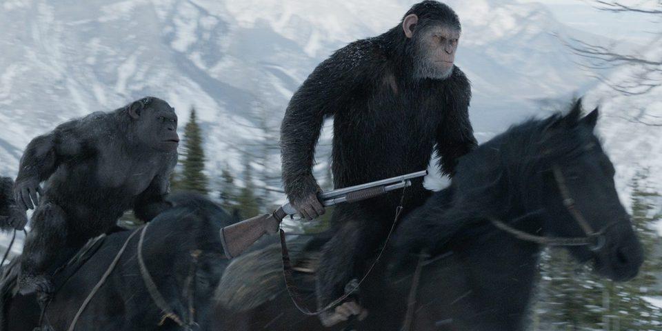 La guerra del planeta de los simios, fotograma 5 de 34