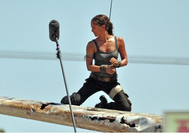 Tomb Raider, fotograma 2 de 46