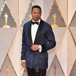 Terrence Howard en la alfombra roja de los Oscar 2017