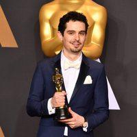 Damien Chazelle ganador del Oscar a la Mejor Dirección por 'La La Land'