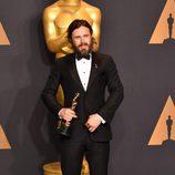 Casey Affleck ganador del Oscar al Mejor Actor por 'Manchester frente al mar'
