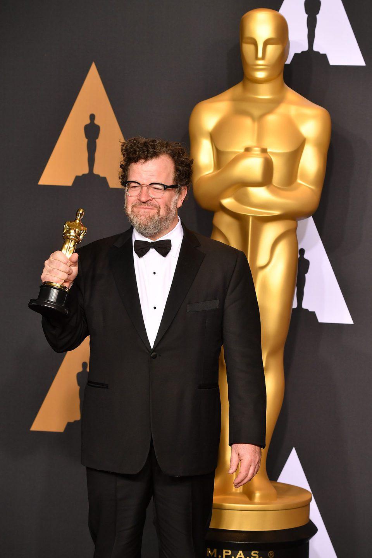 Kenneth Lonergan ganador del Oscar al Mejor Guion por 'Manchester frente al mar'