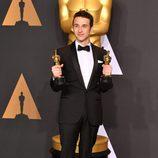 Justin Hurwitz, ganador del Oscar a Mejor Banda Sonora por 'La La Land'