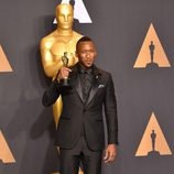 Mahershala Ali, ganador del Oscar a Mejor Actor Secundario por 'Moonlight'