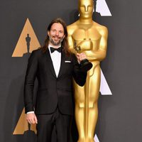 Linus Sandgren, ganador del Oscar a Mejor Fotografía por 'La La Land'