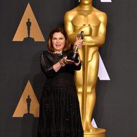 Colleen Atwood, ganador del Oscar a Mejor Vestuario por 'Animales Fantásticos'