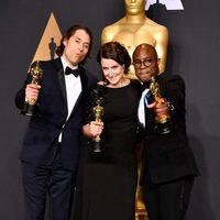 Los productores de 'Moonlight', ganadora del Oscar 2017 a la Mejor Película