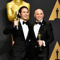 Alan Barillaro y Marc Sondheimer, ganadores del Oscar 2017 al Mejor Cortometraje de Animación