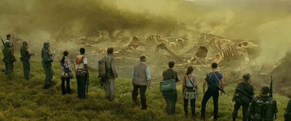 Kong: La Isla Calavera, fotograma 40 de 43