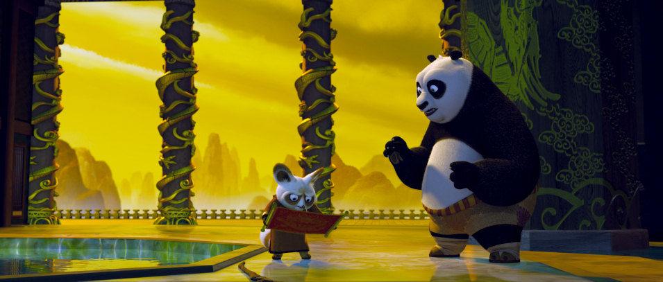 Kung Fu Panda, fotograma 4 de 38