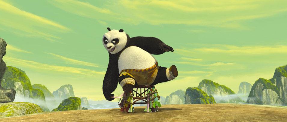 Kung Fu Panda, fotograma 5 de 38