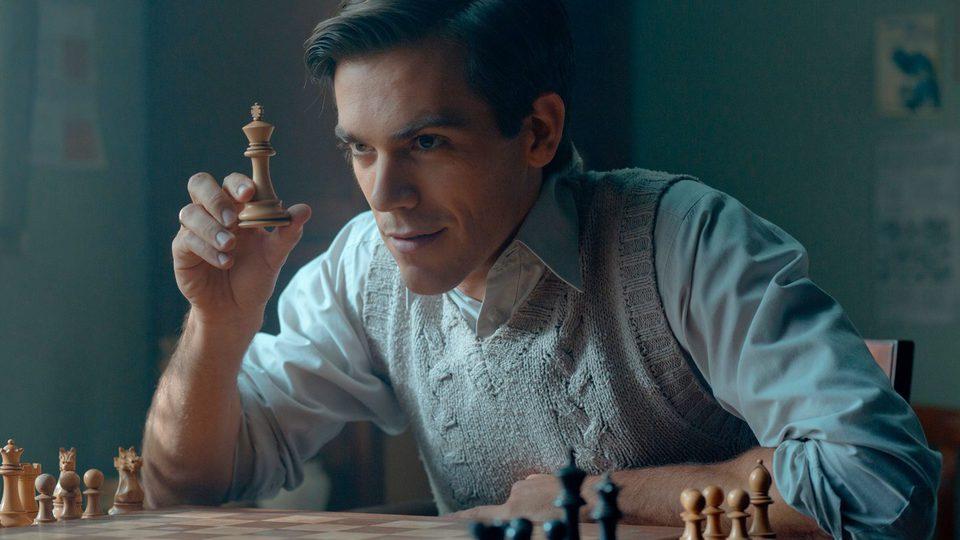 El jugador de ajedrez, fotograma 4 de 11