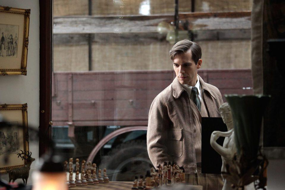 El jugador de ajedrez, fotograma 3 de 11