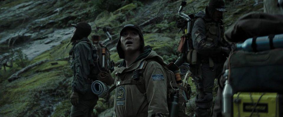 Alien: Covenant, fotograma 1 de 14