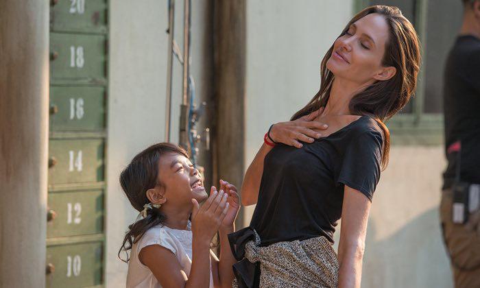 Se lo llevaron: Recuerdos de una niña de Camboya, fotograma 1 de 4