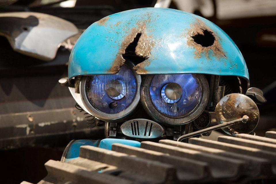 Transformers: El último caballero, fotograma 3 de 11