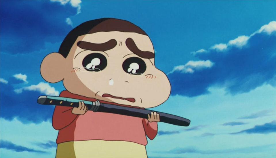 Shin Chan: El pequeño samurái, fotograma 3 de 8