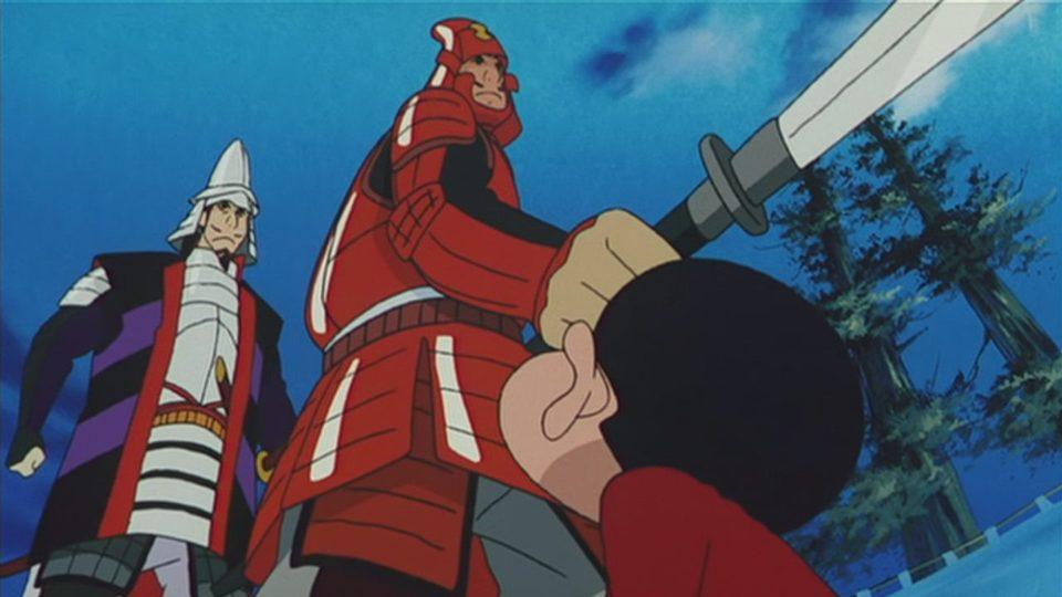 Shin Chan: El pequeño samurái, fotograma 4 de 8