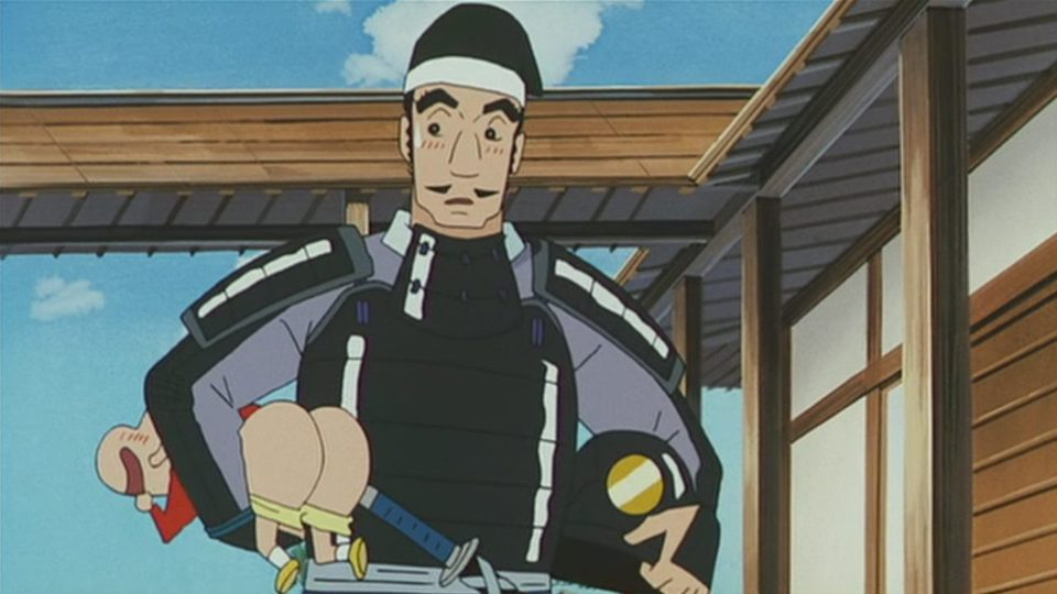 Shin Chan: El pequeño samurái, fotograma 5 de 8