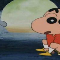 Shin Chan y el chuletón imposible