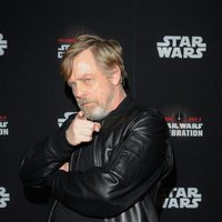 Mark Hamill en la Star Wars Celebration