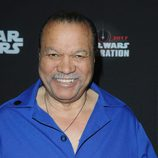 Billy Dee Williams en la Star Wars Celebration