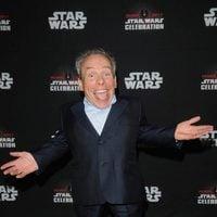 Warwick Davis en la Star Wars Celebration