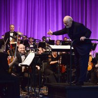 John Williams durante la Star Wars Celebration