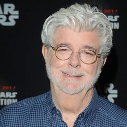 George Lucas en la Star Wars Celebration