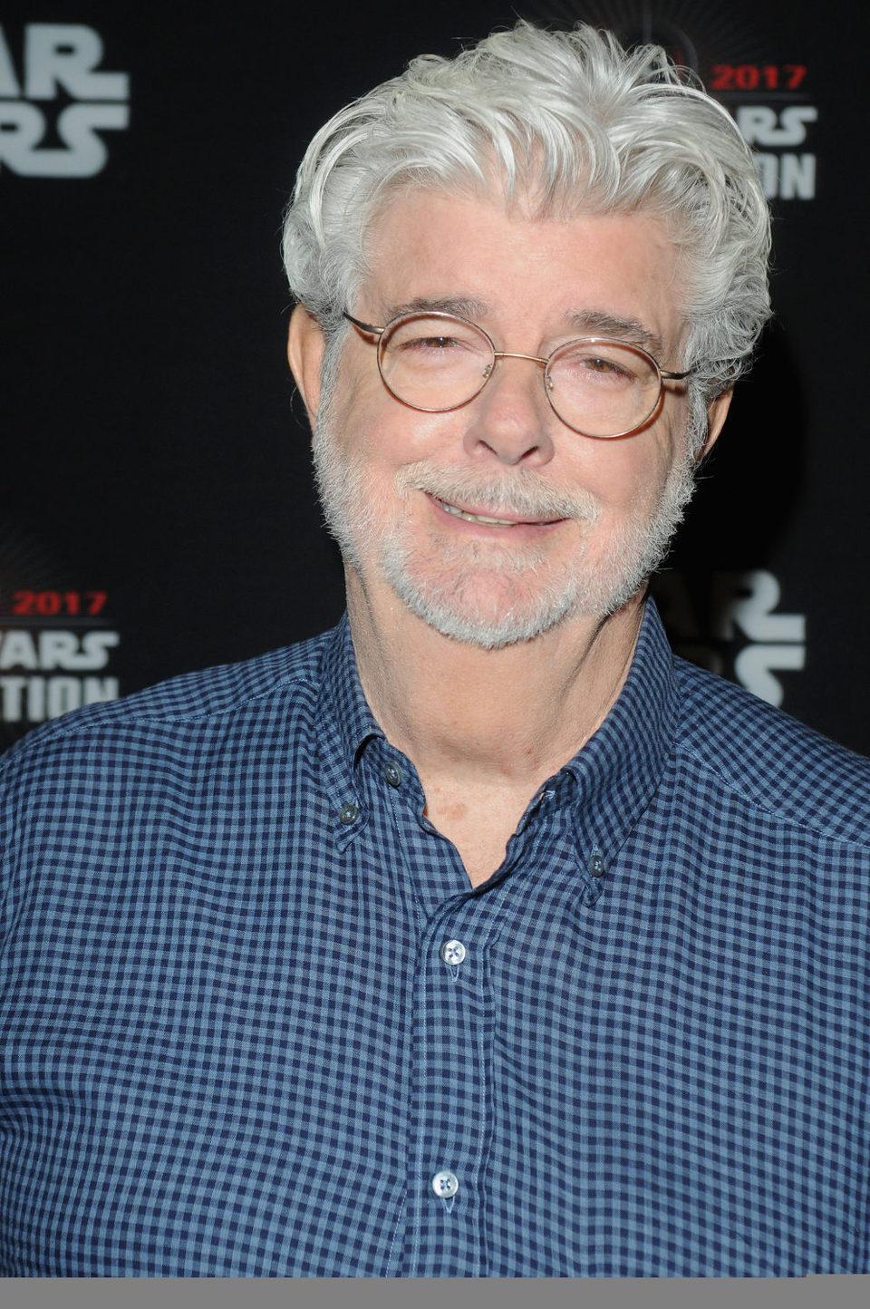George Lucas en la Star Wars Celebration