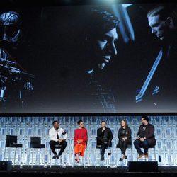 Kylo Ren y Boba Fet en el panel de 'Los últimos Jedi' en la Star Wars Celebration