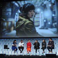 Imagen de Rose en el panel de 'Los últimos Jedi' en la Star Wars Celebration