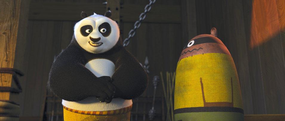 Kung Fu Panda, fotograma 12 de 38