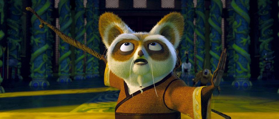 Kung Fu Panda, fotograma 15 de 38