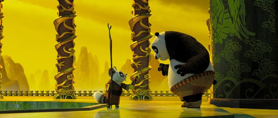 Kung Fu Panda, fotograma 16 de 38