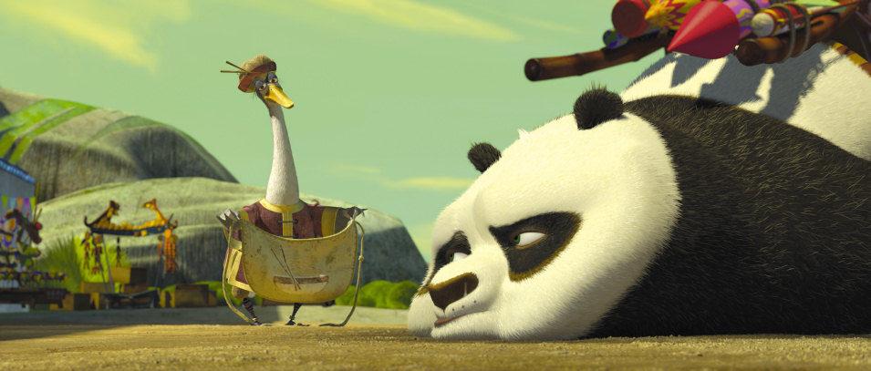 Kung Fu Panda, fotograma 27 de 38