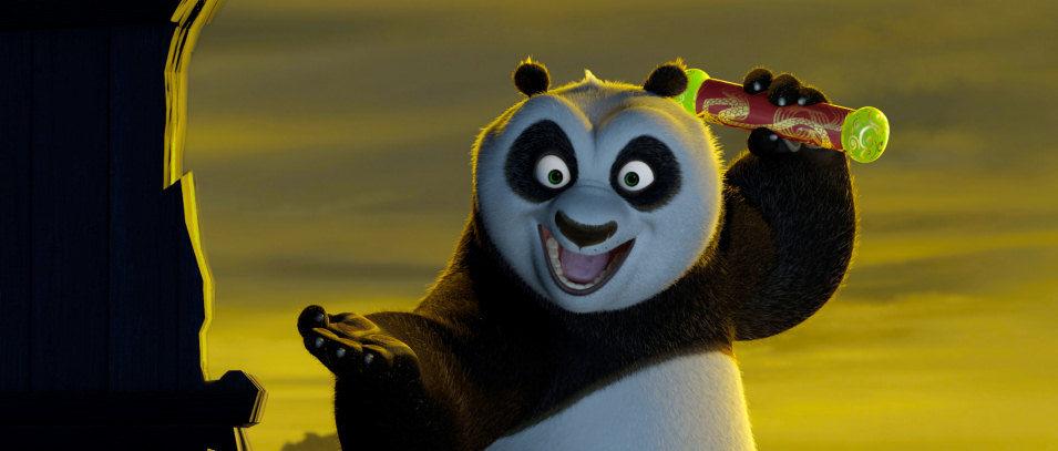 Kung Fu Panda, fotograma 34 de 38