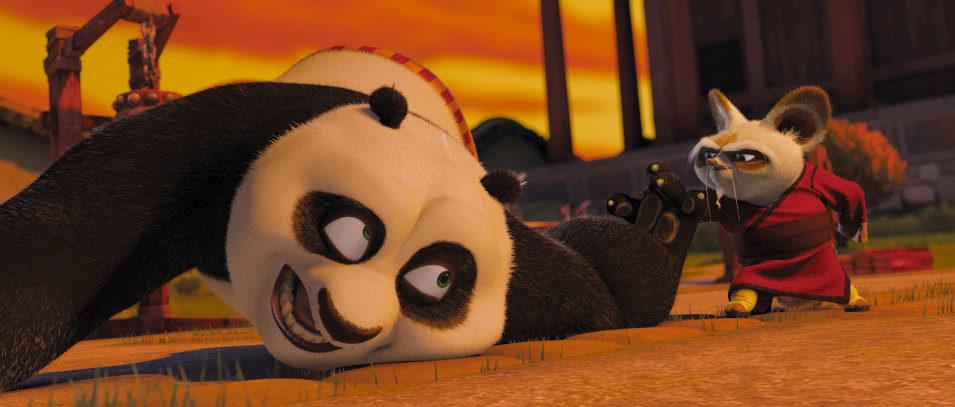Kung Fu Panda, fotograma 33 de 38